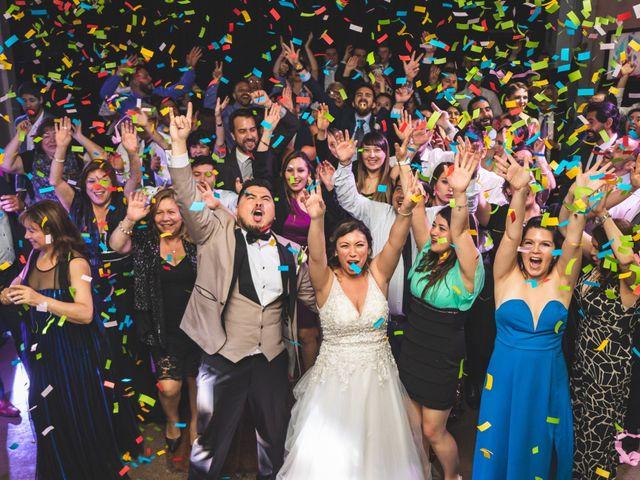 El matrimonio de Jorge y Natalia en La Florida, Santiago 9