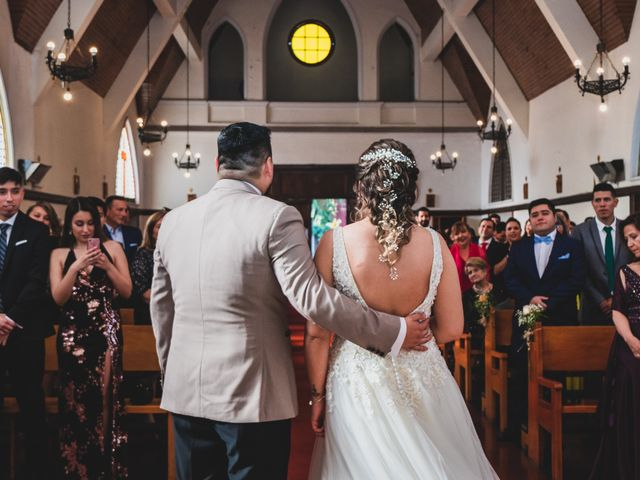 El matrimonio de Jorge y Natalia en La Florida, Santiago 1