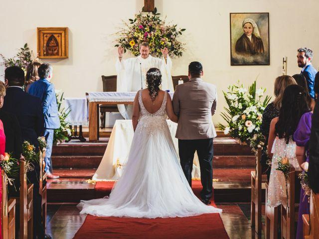 El matrimonio de Jorge y Natalia en La Florida, Santiago 2
