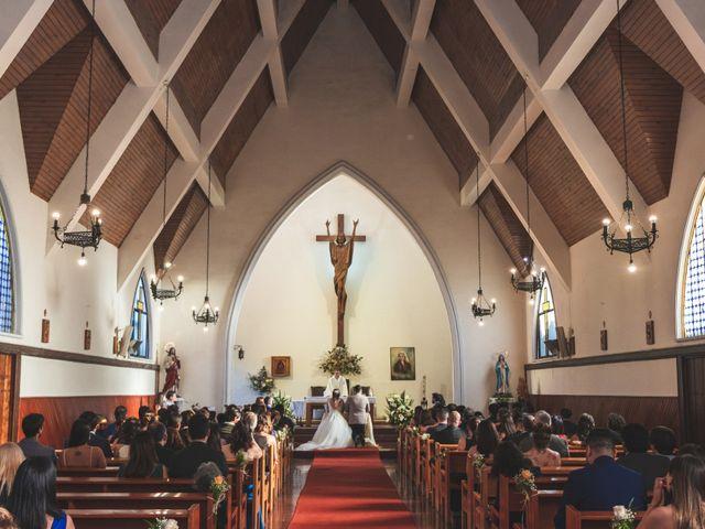 El matrimonio de Jorge y Natalia en La Florida, Santiago 14