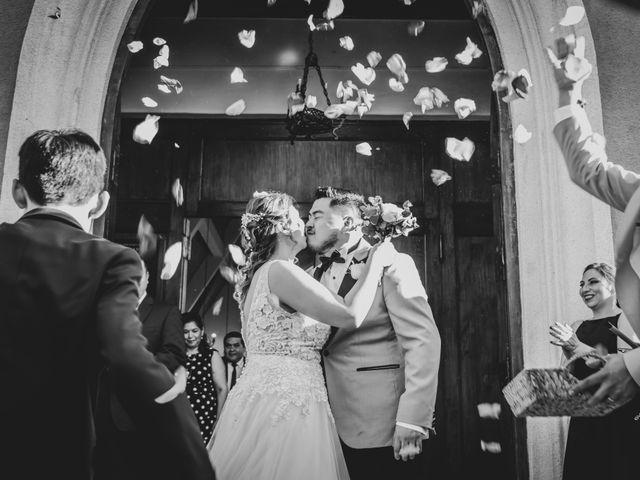 El matrimonio de Jorge y Natalia en La Florida, Santiago 15