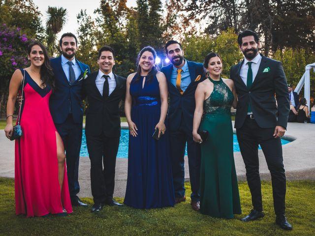 El matrimonio de Jorge y Natalia en La Florida, Santiago 16