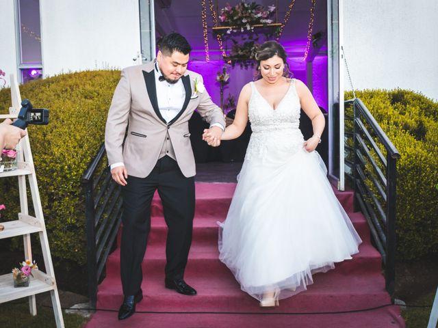 El matrimonio de Jorge y Natalia en La Florida, Santiago 17