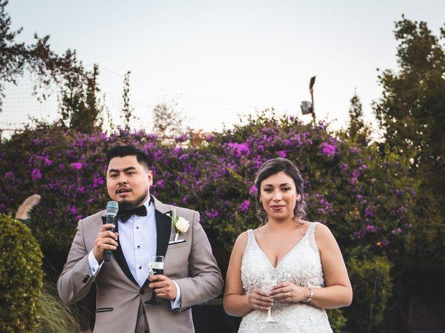 El matrimonio de Jorge y Natalia en La Florida, Santiago 18