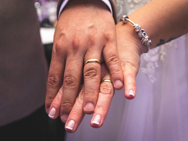 El matrimonio de Jorge y Natalia en La Florida, Santiago 21