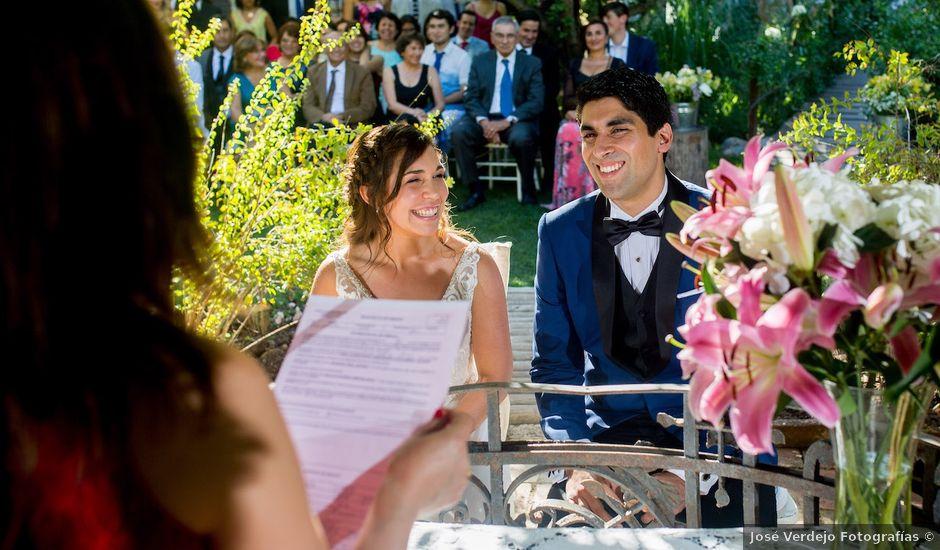 El matrimonio de Nicolás y Valentina en Talagante, Talagante