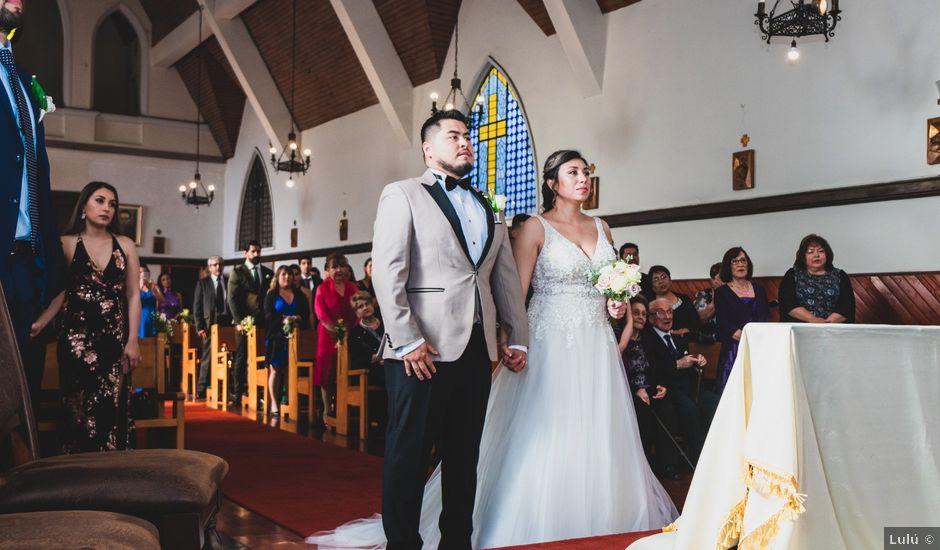 El matrimonio de Jorge y Natalia en La Florida, Santiago