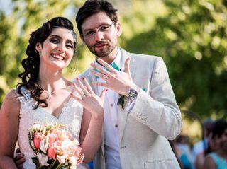 El matrimonio de Paulina y Pablo 1