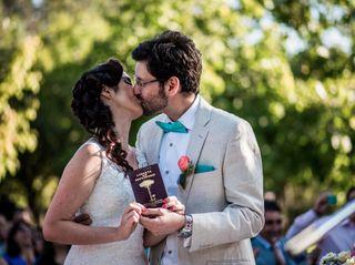 El matrimonio de Paulina y Pablo 2