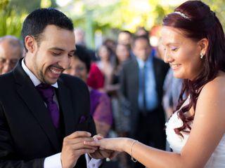 El matrimonio de Karina y Alvaro 3