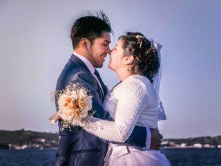 El matrimonio de Priscilla y César 2