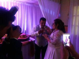 El matrimonio de Marco y Pamela 2