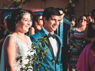 El matrimonio de Catherin y Brian 1