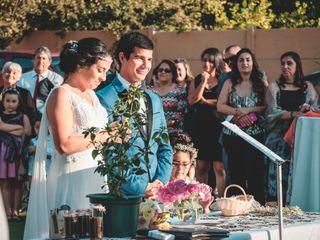 El matrimonio de Catherin y Brian 2