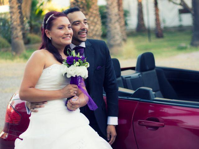 El matrimonio de Karina y Alvaro