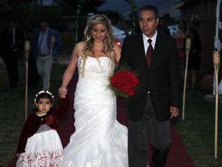 El matrimonio de Patricio y Silvana 1