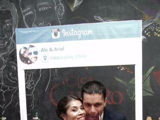 El matrimonio de Alejandra y Ariel 1