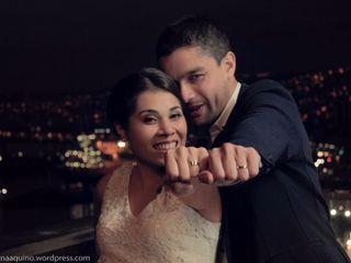 El matrimonio de Alejandra y Ariel