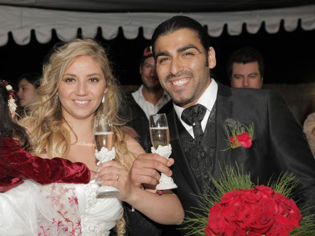 El matrimonio de Patricio y Silvana