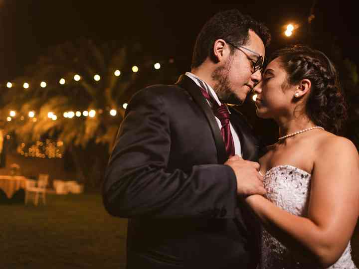 El matrimonio de Katerine y Ignacio