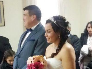 El matrimonio de Katherine  y Cristian  2