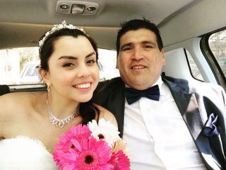 El matrimonio de Katherine  y Cristian  3