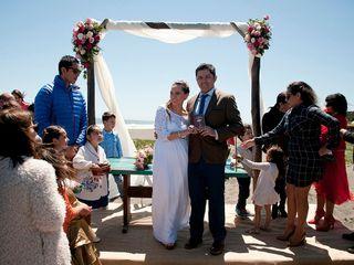 El matrimonio de Widays y Christian 1