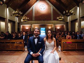 El matrimonio de Valeria y Luis