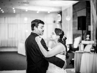 El matrimonio de Thannya y Andrés