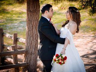 El matrimonio de Ninoska y Carlos