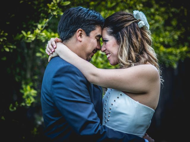 El matrimonio de Dani y Jonathan