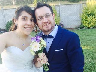 El matrimonio de Tatiana y Juan  2