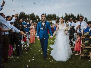 El matrimonio de Jovan  y Vanessa