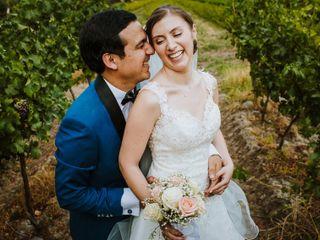 El matrimonio de Jovan  y Vanessa  2