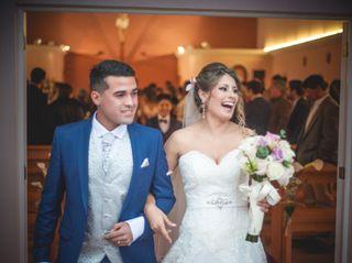 El matrimonio de Cintia y Luis 1