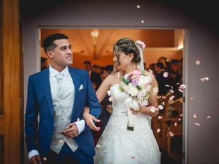 El matrimonio de Cintia y Luis 2