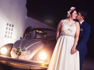 El matrimonio de Bernarda y Juan Carlos