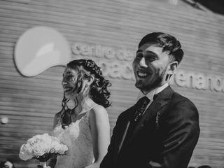 El matrimonio de Carolina y Juan