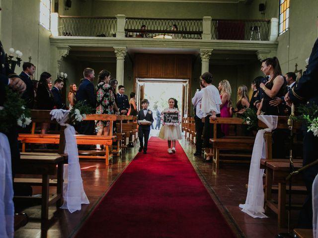 El matrimonio de Diego y Camila en Talagante, Talagante 7