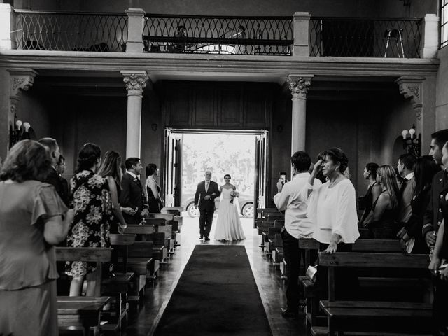 El matrimonio de Diego y Camila en Talagante, Talagante 8