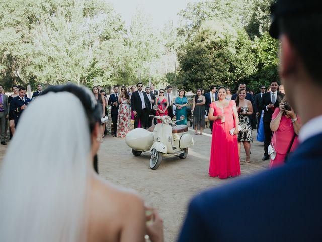 El matrimonio de Diego y Camila en Talagante, Talagante 15