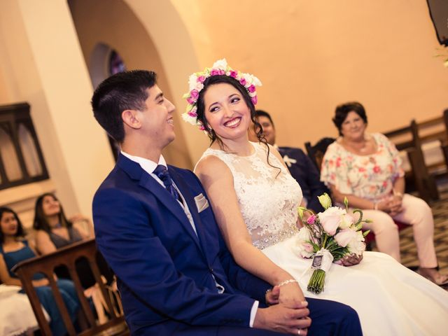 El matrimonio de Juan Carlos y Bernarda en Pirque, Cordillera 20