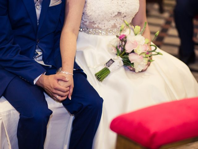 El matrimonio de Juan Carlos y Bernarda en Pirque, Cordillera 21