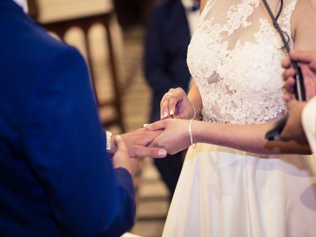 El matrimonio de Juan Carlos y Bernarda en Pirque, Cordillera 24