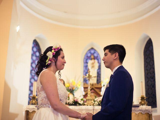 El matrimonio de Juan Carlos y Bernarda en Pirque, Cordillera 27