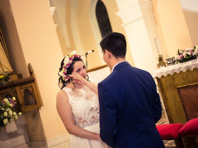 El matrimonio de Juan Carlos y Bernarda en Pirque, Cordillera 28