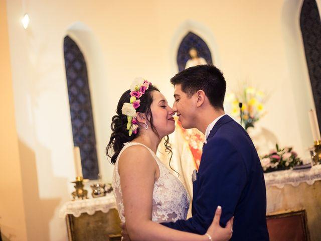 El matrimonio de Juan Carlos y Bernarda en Pirque, Cordillera 30
