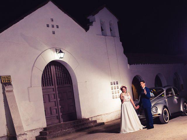 El matrimonio de Juan Carlos y Bernarda en Pirque, Cordillera 32