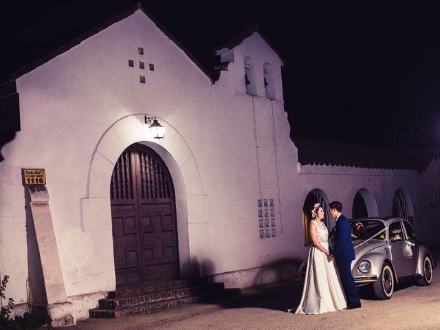 El matrimonio de Juan Carlos y Bernarda en Pirque, Cordillera 33
