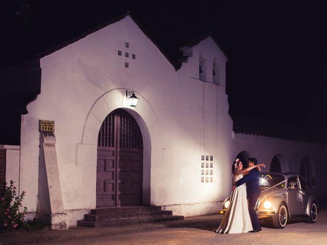 El matrimonio de Juan Carlos y Bernarda en Pirque, Cordillera 35